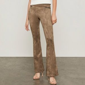 Bcbg Max Azria brown suede pants (new)
